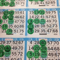 Photo taken at Big Star Bingo by Andrea M. on 8/10/2014