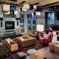 Photo taken at Aloft Tallahassee Downtown by Brian L. on 5/15/2013