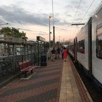 Photo taken at Station Heist-op-den-Berg by Imane T. on 8/29/2016