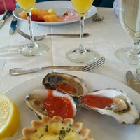 Photo taken at Wentworth by the Sea, A Marriott Hotel & Spa by Stephanie M. on 3/6/2016