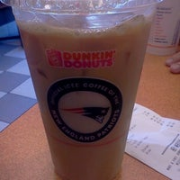Photo taken at Dunkin' Donuts by Sabrina T. on 11/4/2012