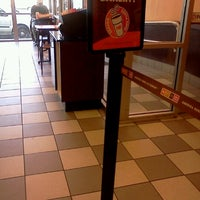 Photo taken at Dunkin' Donuts by Sabrina T. on 12/22/2012