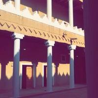 Photo taken at المركز الثقافي للجمعية السعودية للمحافظة على التراث by Anfal A. on 4/22/2017