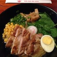 Photo taken at Kyushu Ramen by Edwin on 7/15/2013