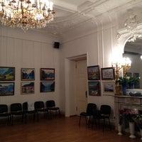Photo taken at Центральный дом архитектора by Ромик М. on 12/10/2012