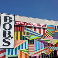 Photo taken at Bob's Gun & Tackle Shop by Geno M. on 4/13/2014
