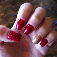 Photo taken at Great Nails and Spa by Michelle D. on 12/20/2012