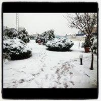 Photo taken at Doğa Koleji by Birnur K. on 12/20/2012