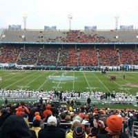 Photo taken at Cotton Bowl by Shawn W. on 1/1/2013