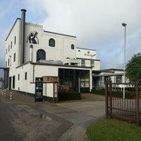 Photo taken at Hertog Jan brouwerij by Michael B. on 10/30/2012