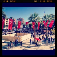 11/12/2012에 Ata Ceykan K.님이 Çınar Meydanı에서 찍은 사진