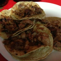 "Photo taken at Tacos ""El Parrillero"" by Jan Peliux R. on 12/31/2012"