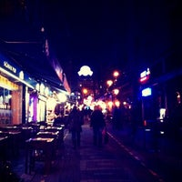 Photo taken at Livane Pub by Burcu A. on 12/12/2012