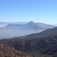 Das Foto wurde bei Sendero Ecologico San Carlos De Apoquindo von Pablo A. am 5/3/2014 aufgenommen