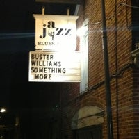 Photo taken at Blues Alley by Melissa B. on 6/17/2013