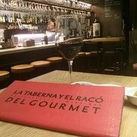 Снимок сделан в La Taberna del Gourmet пользователем Juan de Dios V. 10/16/2013