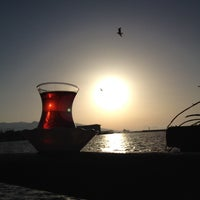 Photo taken at Seyir Terası Pasaport by Meryem D. on 10/12/2013