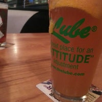 Photo taken at Quaker Steak & Lube® by Christina W. on 11/9/2013