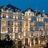 Photo taken at Corinthia Hotel Budapest by Steven P. on 11/2/2013