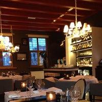 Photo taken at Het Raedthuys Restaurant & Suites by Steven P. on 3/11/2013