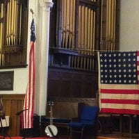Photo taken at Winchester Unitarian Society by David H. on 11/4/2012