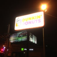 Photo taken at Dunkin Donuts by Anthony M. on 12/8/2012