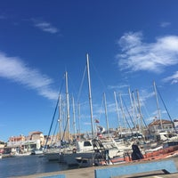 Photo taken at Puerto Cabo de Palos by Vasco L. on 11/22/2015