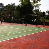 Photo taken at Clube Itaú by Eduardo P. on 10/27/2012