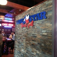 Photo taken at Lone Star Texas Grill by Stephanie H. on 3/7/2013