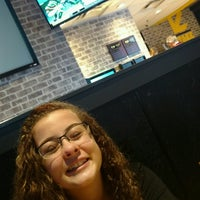 Photo taken at Buffalo Wild Wings by Jennifer P. on 8/27/2016