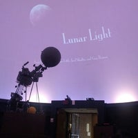 Photo taken at UWM Manfred Olson Planetarium by Stephanie G. on 7/12/2013