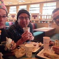 Photo taken at Taco Time by Anthony W. on 12/21/2013