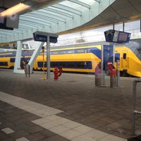Photo taken at Station Arnhem Centraal by Denis C. on 12/30/2012