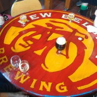 Photo taken at New Belgium Brewing by Mike D. on 4/3/2013