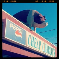 Photo taken at Cheap Charlie's by Mike D. on 11/17/2012