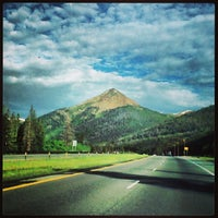Photo taken at The Rocky Mountains by Jodi J. on 7/14/2013