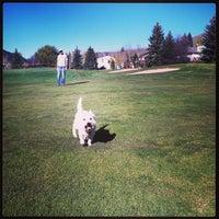 Photo taken at Eagle Vail Golf Course by Jodi J. on 10/26/2013