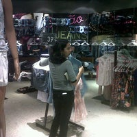 Photo taken at Opção Jeans by anderson s. on 11/7/2012