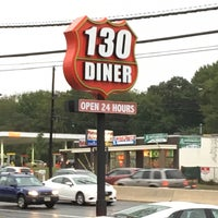 Photo taken at Route 130 Diner by Dave A. on 9/29/2016