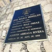 Photo prise au Casa Natal de Morelos par Jaime G. le3/31/2013