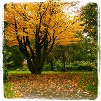 Photo taken at Halifax Public Gardens by Adam C. on 9/30/2012
