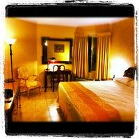 Photo taken at Hotel Copantl by Daniel C. on 10/3/2012
