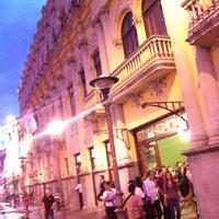 Photo taken at Teatro Popular Melico Salazar by Daniel C. on 4/29/2013