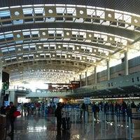 Photo taken at Juan Santamaría International Airport (SJO) by Daniel C. on 1/27/2013