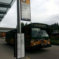 Photo taken at Eastgate Park & Ride by C. Blaise M. on 10/21/2014