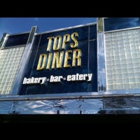 Photo taken at Tops Diner by Alpheus H. on 9/30/2012