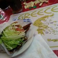 Photo taken at Greek Corner by Eddie A. on 12/17/2013
