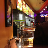 Photo taken at Panda Express by LoveLilyStarGazers on 1/28/2013