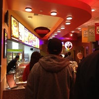 Photo taken at Panda Express by LoveLilyStarGazers on 2/21/2013