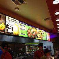 Photo taken at Panda Express by LoveLilyStarGazers on 3/5/2013